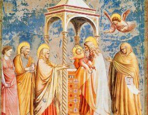 Presentación del Señor y Purificación de la Virgen María - 2 de Febrero 1
