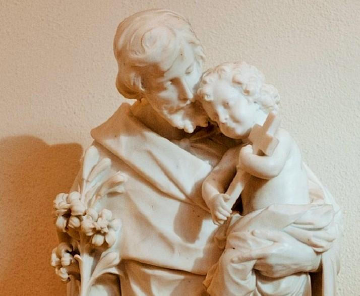 """""""Corazón de Padre"""" - Año de San José 3"""