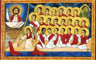 El Papa recuerda a los 21 mártires asesinados por el ISIS en Libia 1