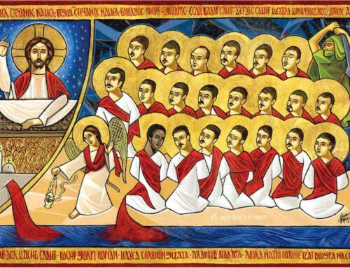 El Papa recuerda a los 21 mártires asesinados por el ISIS en Libia