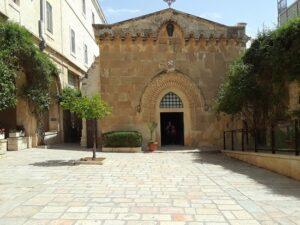 La iglesia de la Flagelación