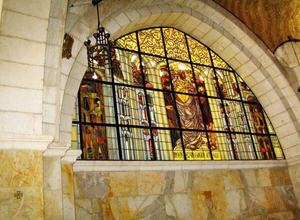 iglesia de la flagelación jerusalen