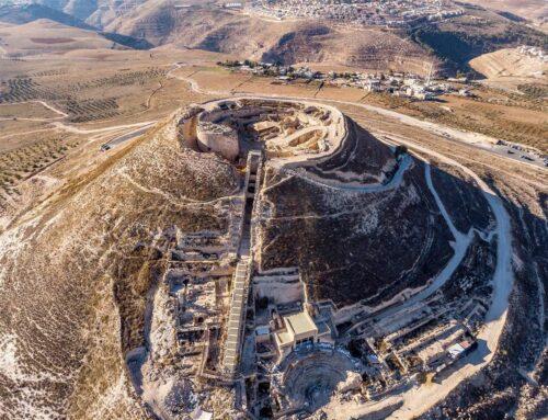 Nuevos descubrimientos en el Mausoleo de Herodes o Herodion
