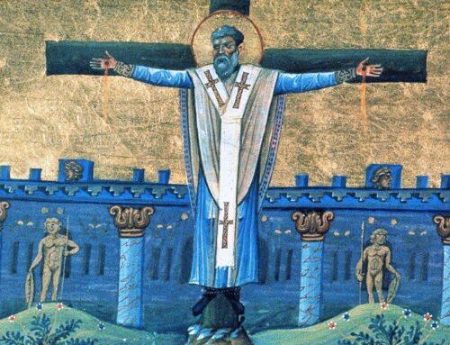 San Simeón, obispo de Jerusalén (siglo I) – 18 de febrero