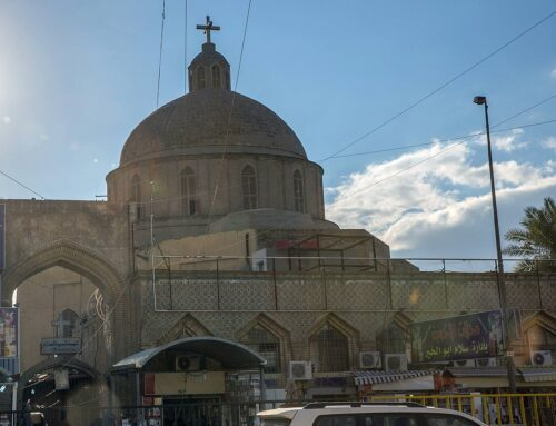 #irak – Papa visitará catedral en la que al Qaeda mató más de 50 personas