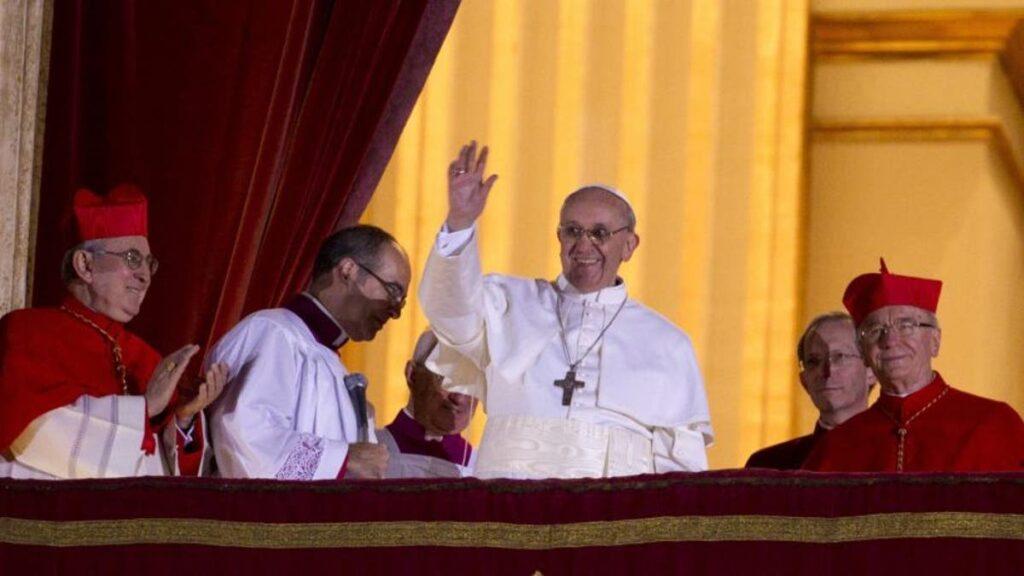 Octavo aniversario de la elección de Francisco como Papa 2