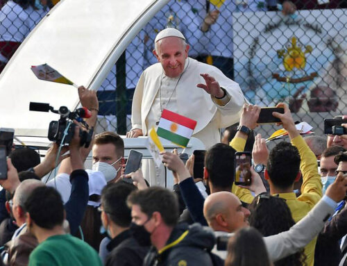 La primera visita de un Papa a Irak en imágenes