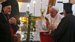Tras 8 años de papado, en Irak conocimos a Francisco 2