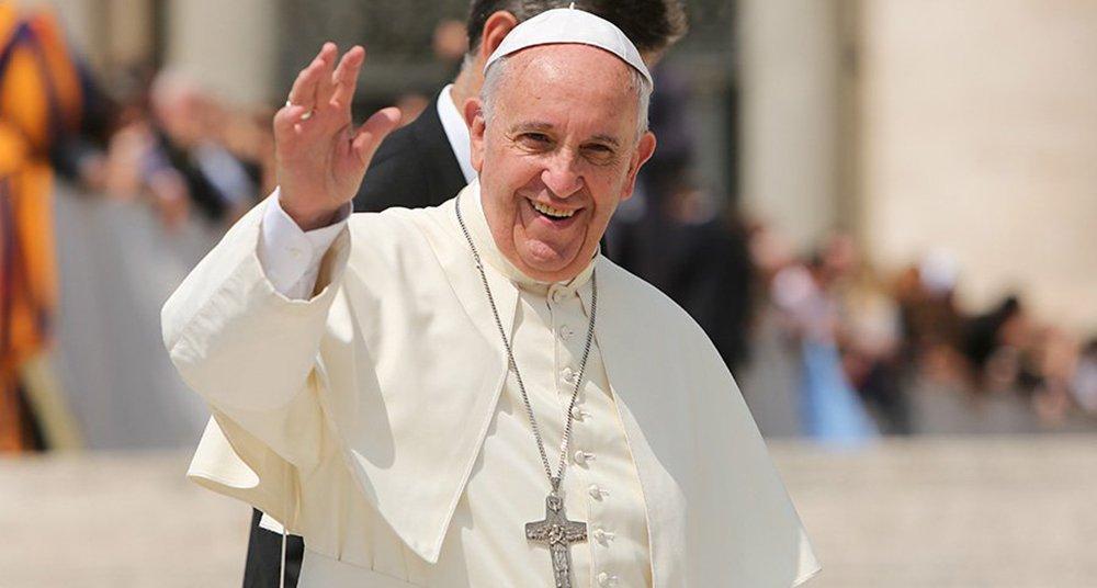 Se cumple un año de la bendición especial del Papa en plena pandemia 1