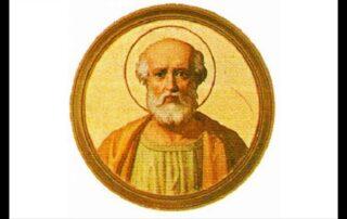 San Inocencio I, papa - 12 de marzo 2