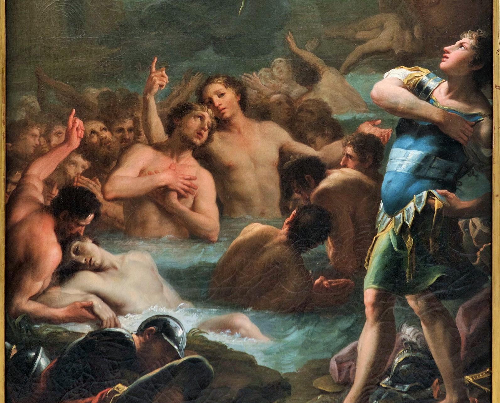 Los Cuarenta mártires de Sebaste - 10 de marzo 1