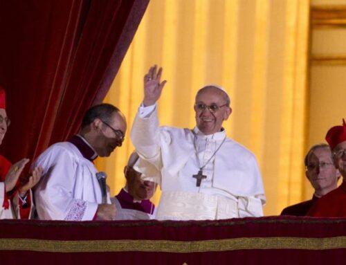 Octavo aniversario de la elección de Francisco como Papa