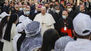 Tras 8 años de papado, en Irak conocimos a Francisco 1