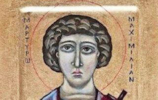 San Maximiliano, mártir en África - 12 de marzo 2