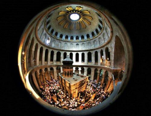 La Basílica del Santo Sepulcro – Reanudan las obras de  restauración