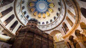 El Santo Sepulcro vacío - La Resurrección de Jesús 2