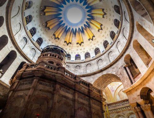 Iglesia del Santo Sepulcro – Características del lugar de la Resurrección