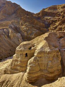 Descubren nuevos Manuscritos del Mar Muerto - En una cueva del desierto de Judea 2