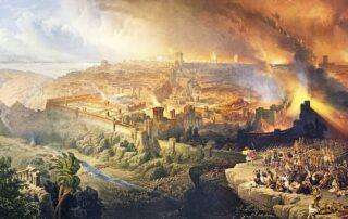 jerusalen destruccion