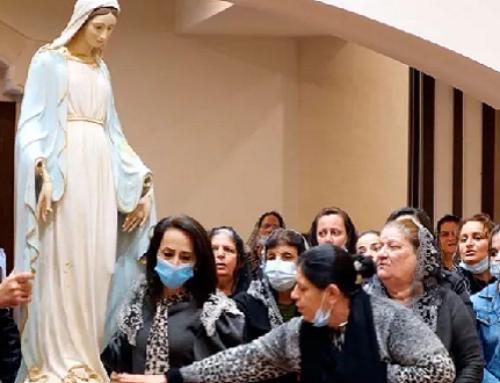 Imagen mariana destruida por ISIS es restaurada y regresa a su iglesia en Irak