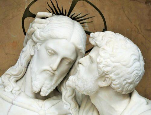 La traición de Judas – Miércoles Santo