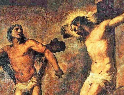 San Dimas, el buen ladrón – 25 de marzo