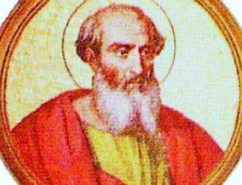 San Lucio I, papa siglo III – 5 de marzo