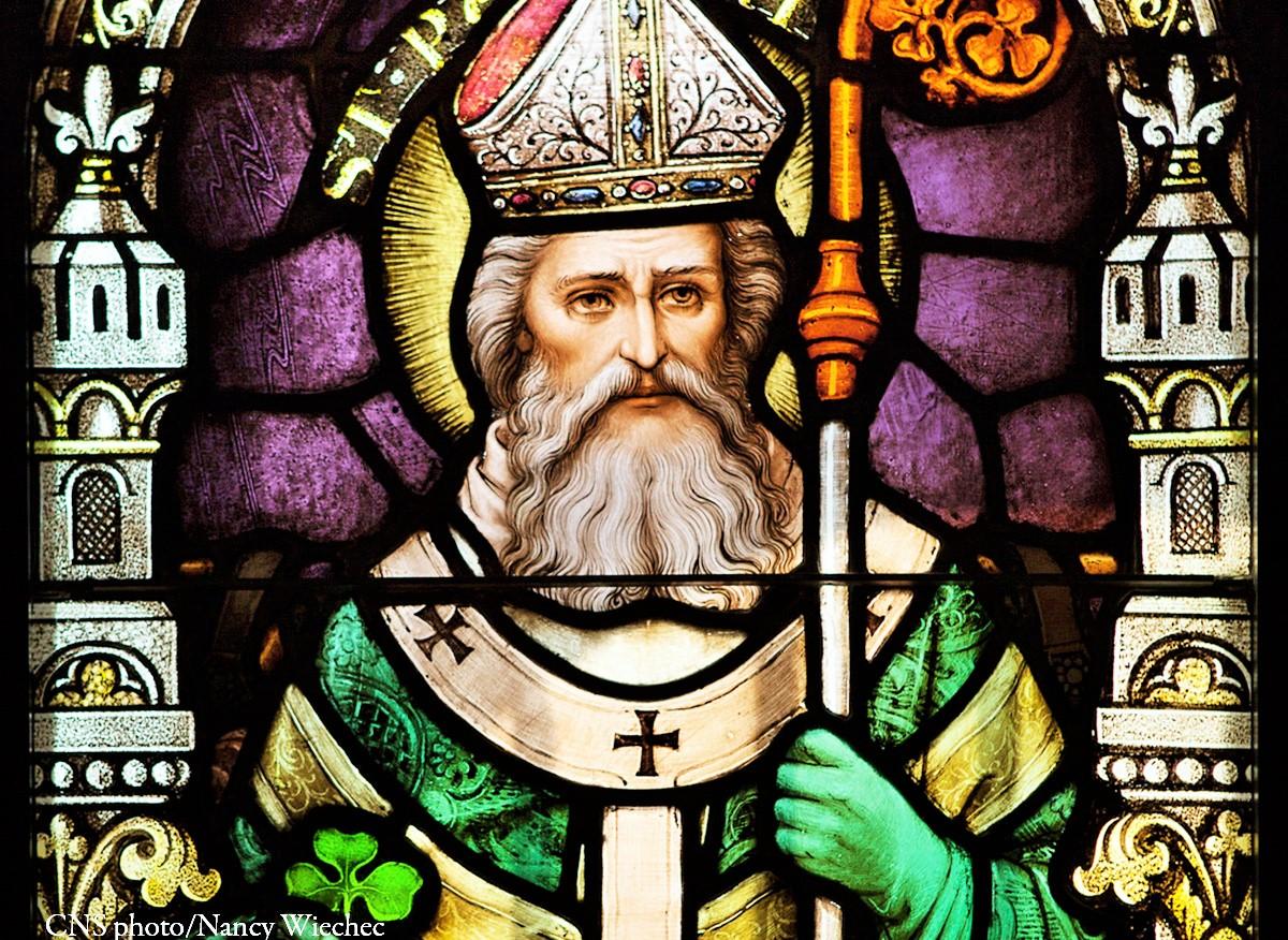 San Patricio, patrono de Irlanda
