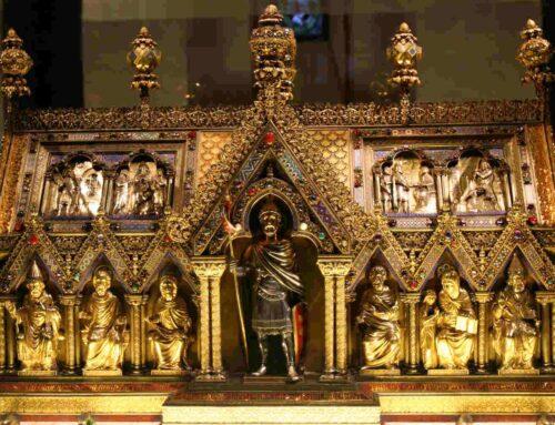 San Quirino de la Vía Portuense,mártir  – 25 de marzo