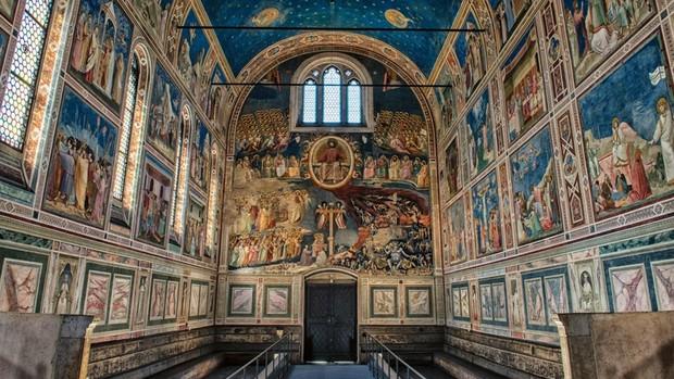 Frescos Giotto