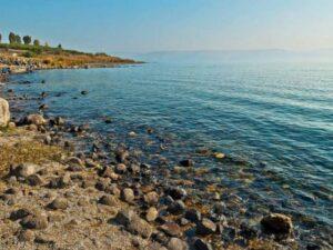 En la Decápolis, la ciudad de Hipos - testigo de los milagros de Jesús 3