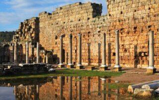 Primer viaje misionero de San Pablo - de Perge a Antioquía de Pisidia 1