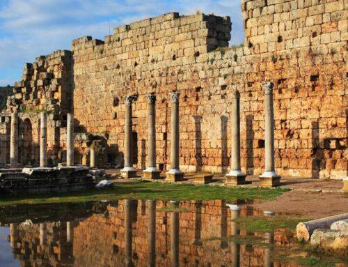 Primer viaje misionero de San Pablo – de Perge a Antioquía de Pisidia