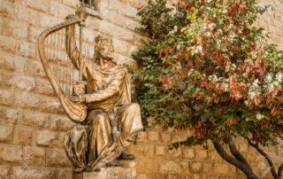 ¿Tuvo lugar la Última Cena de Jesús sobre la tumba de David? 1