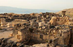 En la Decápolis, la ciudad de Hipos - testigo de los milagros de Jesús 2