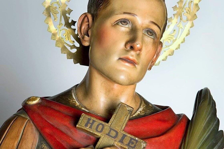 San Expedito, soldado romano mártir  - 19 de abril 1