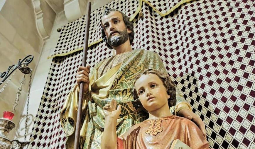 El ejemplo de San José, custodiar y servir 1