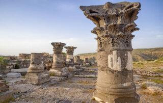 En la Decápolis, la ciudad de Hipos - testigo de los milagros de Jesús 1