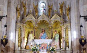 Emaús Al Qubeibeh - La aparición de Jesús resucitado a dos discípulos 2