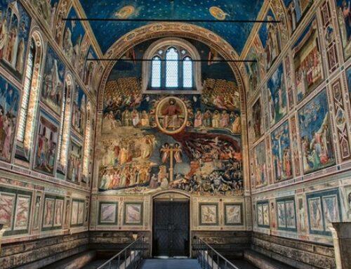 Descubre los frescos de Giotto de hace 700 años de forma virtual