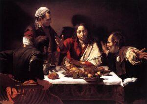 Emaús Al Qubeibeh - La aparición de Jesús resucitado a dos discípulos 3