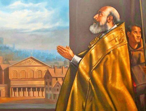 San Julio, papa siglo IV – 12 de abril