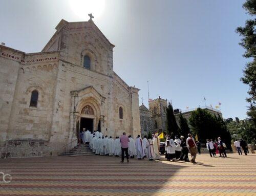 Emaús Al Qubeibeh – La aparición de Jesús resucitado a dos discípulos