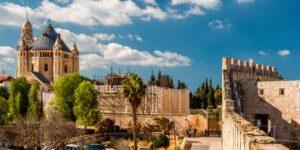 ¿Tuvo lugar la Última Cena de Jesús sobre la tumba de David? 4