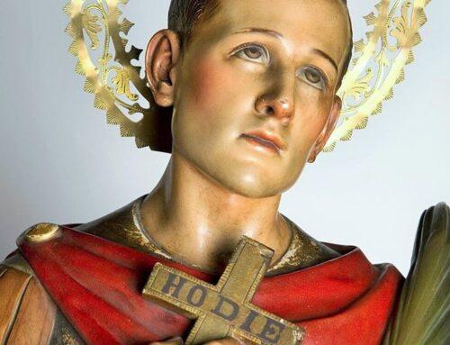 San Expedito, soldado romano mártir  – 19 de abril