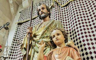 El ejemplo de San José, custodiar y servir 2
