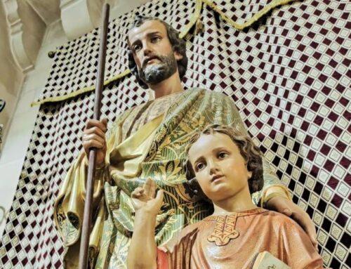 El ejemplo de San José, custodiar y servir