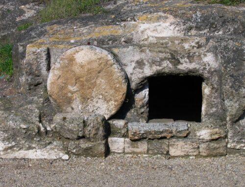 ¿Cómo fue sellado el Sepulcro de Jesús?