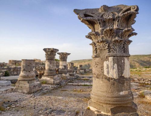 En la Decápolis, la ciudad de Hipos – testigo de los milagros de Jesús