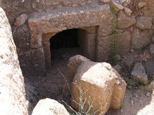 ¿Cómo fue sellado el Sepulcro de Jesús? 3